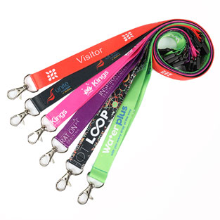 Fundraising Charity Lanyards
