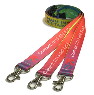Made In Britain lanyards