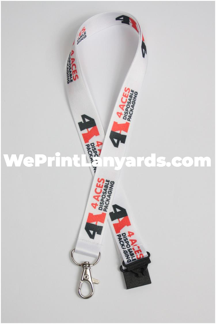 Custom business lanyards