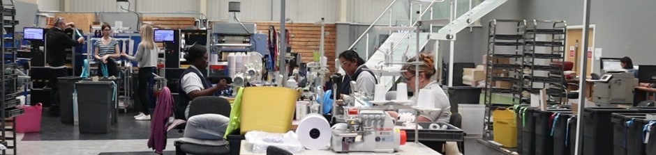 Lanyard Production