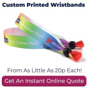 Printed Wristbands UK